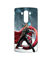 Avengers Thor Age of Ultron Super God Sublime Case for LG G4