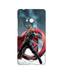 Avengers Thor Age of Ultron Super God Sublime Case for Microsoft Lumia 540