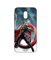Avengers Thor Age of Ultron Super God Sublime Case for Moto E3 Power