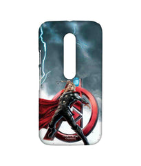 Avengers Thor Age of Ultron Super God Sublime Case for Moto G Turbo