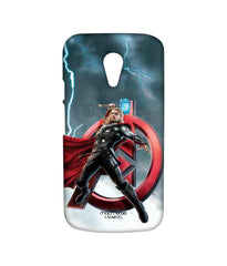 Avengers Thor Age of Ultron Super God Sublime Case for Moto G2