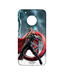 Avengers Thor Age of Ultron Super God Sublime Case for Moto G5 Plus