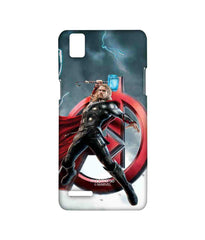 Avengers Thor Age of Ultron Super God Sublime Case for Oppo F1