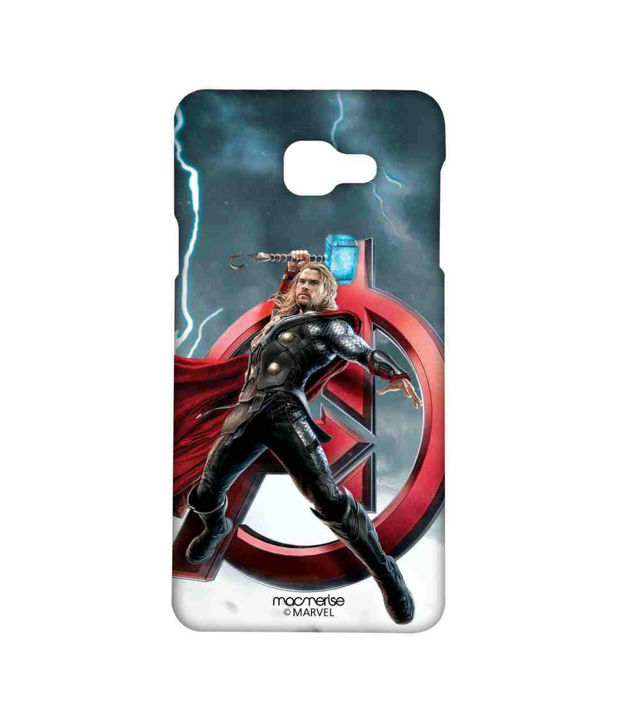 Avengers Thor Age of Ultron Super God Sublime Case for Samsung A5 (2016)