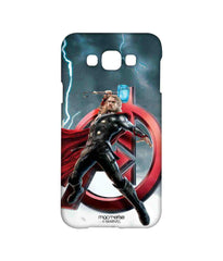 Avengers Thor Age of Ultron Super God Sublime Case for Samsung A8