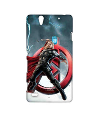 Avengers Thor Age of Ultron Super God Sublime Case for Sony Xperia C4
