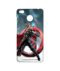 Avengers Thor Age of Ultron Super God Sublime Case for Xiaomi Redmi 3S Prime