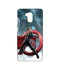 Avengers Thor Age of Ultron Super God Sublime Case for Xiaomi Redmi 4 Prime