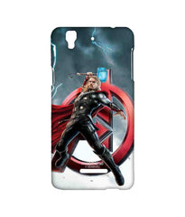 Avengers Thor Age of Ultron Super God Sublime Case for YU Yureka Plus