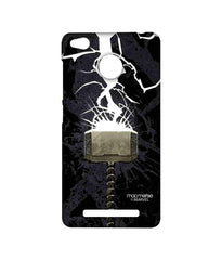 Avengers Thor Assemble The Thunderous Hammer Sublime Case for Xiaomi Redmi 3S Prime