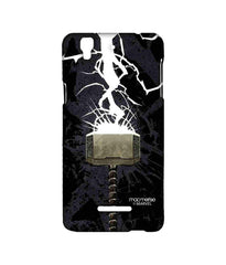 Avengers Thor Assemble The Thunderous Hammer Sublime Case for YU Yureka Plus
