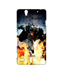 Batman Begins Batman Explosion Sublime Case for Sony Xperia C4