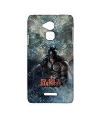 Batman Begins Batman Rise From The Darkness Sublime Case for Coolpad Note 3