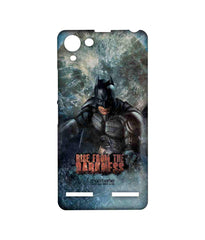 Batman Begins Batman Rise From The Darkness Sublime Case for Lenovo Vibe K5