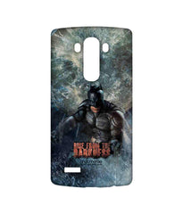 Batman Begins Batman Rise From The Darkness Sublime Case for LG G4