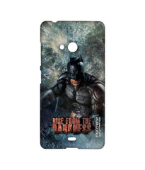 Batman Begins Batman Rise From The Darkness Sublime Case for Microsoft Lumia 540