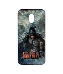 Batman Begins Batman Rise From The Darkness Sublime Case for Moto E3 Power