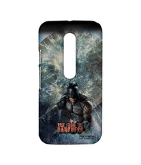 Batman Begins Batman Rise From The Darkness Sublime Case for Moto G Turbo