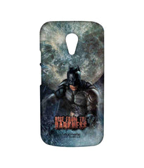 Batman Begins Batman Rise From The Darkness Sublime Case for Moto G2