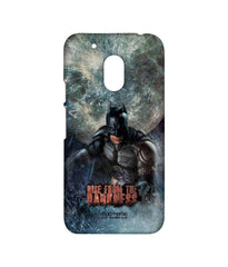 Batman Begins Batman Rise From The Darkness Sublime Case for Moto G4 Play
