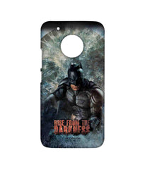 Batman Begins Batman Rise From The Darkness Sublime Case for Moto G5 Plus