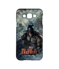Batman Begins Batman Rise From The Darkness Sublime Case for Samsung A8