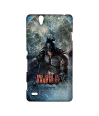 Batman Begins Batman Rise From The Darkness Sublime Case for Sony Xperia C4
