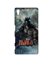 Batman Begins Batman Rise From The Darkness Sublime Case for Sony Xperia Z5