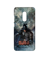 Batman Begins Batman Rise From The Darkness Sublime Case for Xiaomi Redmi Note 4