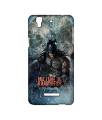 Batman Begins Batman Rise From The Darkness Sublime Case for YU Yureka Plus