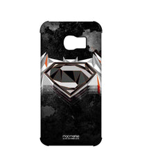 Batman Dawn of Justice  Superman Men of Steel Pro Case for Samsung S6 Edge