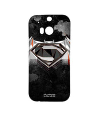 Batman Dawn of Justice  Superman Men of Steel Sublime Case for HTC One M8