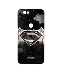 Batman Dawn of Justice  Superman Men of Steel Sublime Case for Huawei Nexus 6P