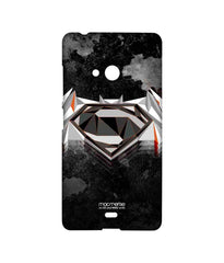 Batman Dawn of Justice  Superman Men of Steel Sublime Case for Microsoft Lumia 540