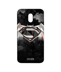 Batman Dawn of Justice  Superman Men of Steel Sublime Case for Moto E3 Power