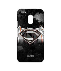 Batman Dawn of Justice  Superman Men of Steel Sublime Case for Moto G4 Play