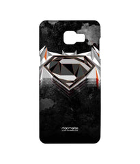 Batman Dawn of Justice  Superman Men of Steel Sublime Case for Samsung A9 Pro