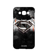 Batman Dawn of Justice  Superman Men of Steel Sublime Case for Samsung Grand Max