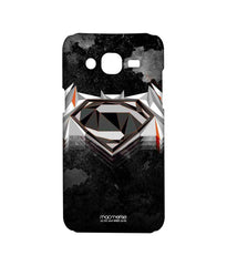 Batman Dawn of Justice  Superman Men of Steel Sublime Case for Samsung J5