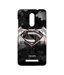 Batman Dawn of Justice  Superman Men of Steel Sublime Case for Xiaomi Redmi Note 3