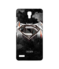 Batman Dawn of Justice  Superman Men of Steel Sublime Case for Xiaomi Redmi Note Prime