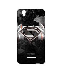 Batman Dawn of Justice  Superman Men of Steel Sublime Case for YU Yureka Plus