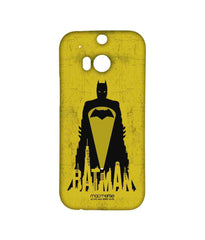 Batman Dawn of Justice Batman Bat Signal Sublime Case for HTC One M8
