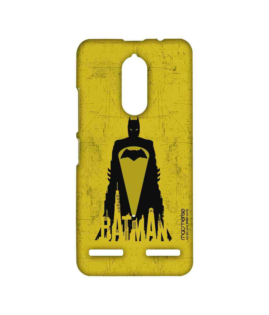 Batman Dawn of Justice Batman Bat Signal Sublime Case for Lenovo K6