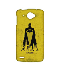 Batman Dawn of Justice Batman Bat Signal Sublime Case for Lenovo S920