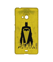Batman Dawn of Justice Batman Bat Signal Sublime Case for Microsoft Lumia 540