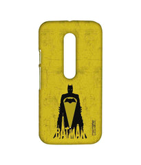 Batman Dawn of Justice Batman Bat Signal Sublime Case for Moto G Turbo