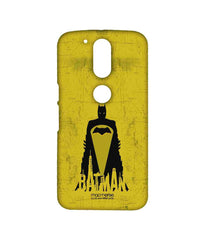 Batman Dawn of Justice Batman Bat Signal Sublime Case for Moto G4 Plus