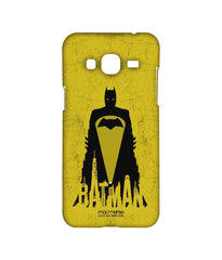 Batman Dawn of Justice Batman Bat Signal Sublime Case for Samsung J3 (2016)