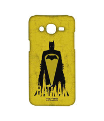 Batman Dawn of Justice Batman Bat Signal Sublime Case for Samsung J5
